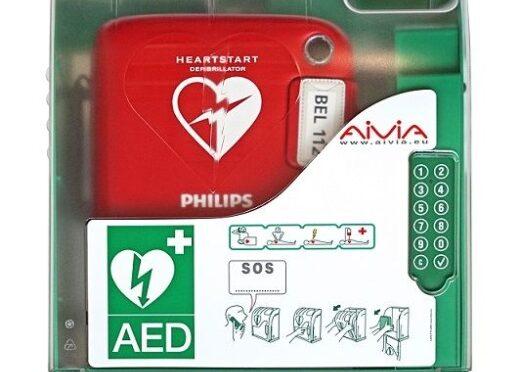 Training Reanimatie en AED